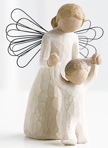 Guardian Angel (Koruyucu Melek)-Willow Tree